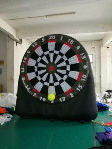 voetbal-darts